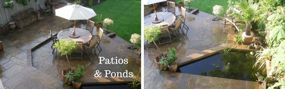 Patios & Ponds
